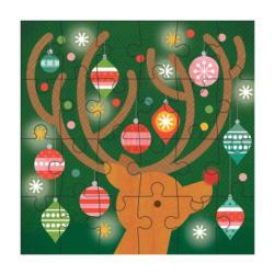 Reindeer Christmas Children's Puzzles