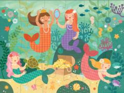 Mermaid Friends Mermaids Children's Puzzles