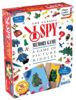 I Spy Memory Game (USA)