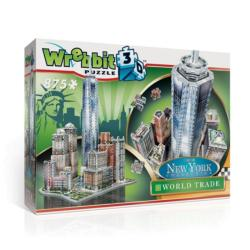 New York City - World Trade New York 3D Puzzle