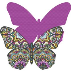 Butterfly Butterflies and Insects Jigsaw Puzzle