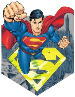 Superman Super-heroes Children's Puzzles