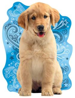 Golden Puppy (Mini) Dogs Children's Puzzles