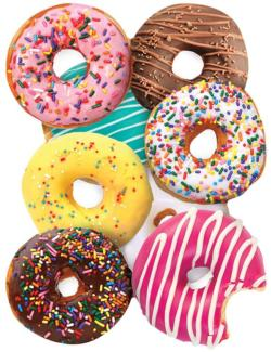 Donuts - Scratch and Dent Sweets Children's Puzzles