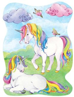 Unicorns (Mini) Unicorns Children's Puzzles