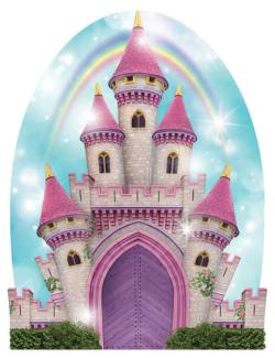 Princess Castle (Mini) Castles Children's Puzzles