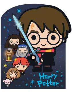 Harry Potter Chibi (Mini) Harry Potter Children's Puzzles