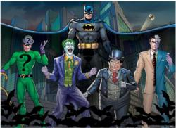Batman & Villains Super-heroes Jigsaw Puzzle