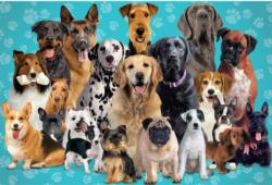 Dogs Dogs Jigsaw Puzzle