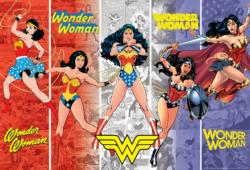 Wonder Woman Generations - Scratch and Dent Super-heroes Jigsaw Puzzle