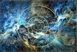 Look To The Stars Zodiac Jigsaw Puzzle