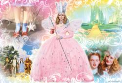 Glinda, The Good Witch of the North Movies / Books / TV Jigsaw Puzzle