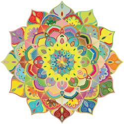 Mandala Pattern / Assortment Jigsaw Puzzle