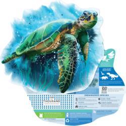 Sea Turtle Turtles Jigsaw Puzzle