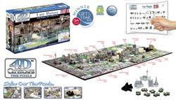 Las Vegas Las Vegas 3D Puzzle