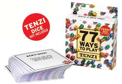 77 Ways to Play Tenzi Pi Day