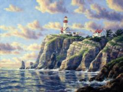 Cape Flattery - Scratch and Dent Lighthouses Jigsaw Puzzle
