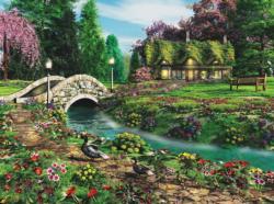 Pleasant Journey Domestic Scene Jigsaw Puzzle