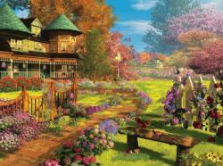 Victorian Dream Domestic Scene Jigsaw Puzzle