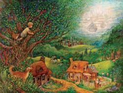 Far Away Fantasy Jigsaw Puzzle