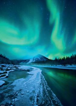 Nothern Lights (Power of Nature) Photography Jigsaw Puzzle