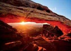 Mesa Arch Sunrise / Sunset Jigsaw Puzzle