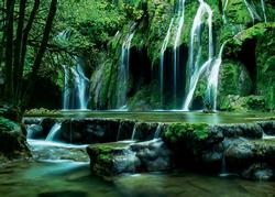 Cascades - Scratch and Dent Waterfalls Jigsaw Puzzle