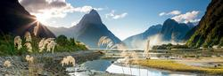 Milford Sound Photography Panoramic Puzzle