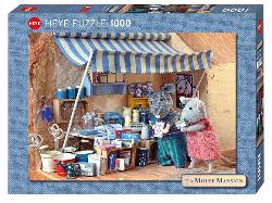 Mouse Mansion, Market Stand Photography Jigsaw Puzzle