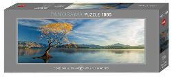 Lake Wanaka Lakes / Rivers / Streams Panoramic Puzzle
