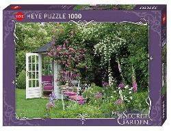 Pavilion Garden Jigsaw Puzzle