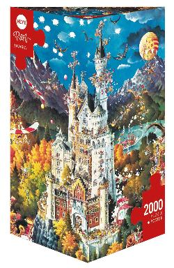 Bavaria Germany Jigsaw Puzzle