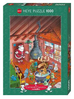 Hurry Up! Santa Jigsaw Puzzle