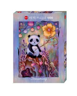 Panda Naps Fantasy Jigsaw Puzzle