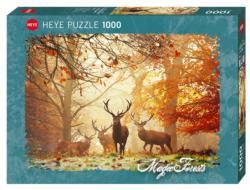 Stags Wildlife Jigsaw Puzzle