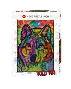 Wolf's Soul Wolves Jigsaw Puzzle