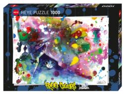 Meow Cats Jigsaw Puzzle