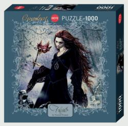 New Black, Favole Gothic Jigsaw Puzzle