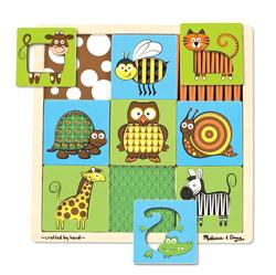 Peek-Through Puzzle Animals Other Animals Peek-Through