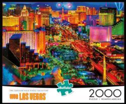 Viva Las Vegas Las Vegas Jigsaw Puzzle