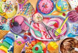 Ice Cream Social Sweets Jigsaw Puzzle