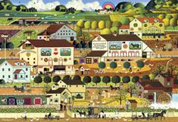 Amish Country Americana & Folk Art Jigsaw Puzzle