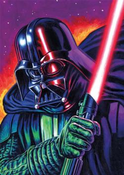 Star Wars™: Darth Vader Movies / Books / TV Large Piece