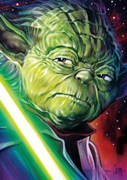 Yoda Star Wars Large Piece