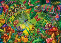 Tropical Forest Frog Jigsaw Puzzle