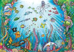 Beneath the Waves Jigsaw Puzzle