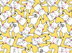 Japanese Pikachu Pokemon Movies / Books / TV Children's Puzzles