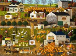 Bread & Butter Farms Nostalgic / Retro Jigsaw Puzzle