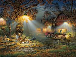 Our Friends Farm Jigsaw Puzzle