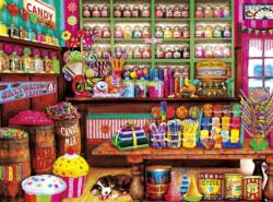 Sweet Shop Sweets Jigsaw Puzzle